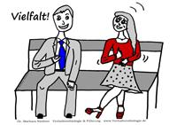 Flirten evolution